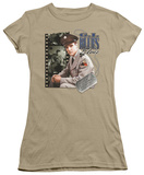 Juniors: Elvis - G.I. Blues T-Shirt