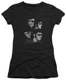 Juniors: Elvis - Faces T-Shirt