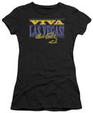 Juniors: Elvis - Viva Las Vegas T-Shirt