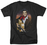 Elvis - Red Scarf II T-shirts