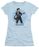 Juniors: Elvis - 45 RPM T-shirts