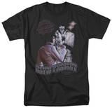 Elvis - Violet Vegas T-shirts