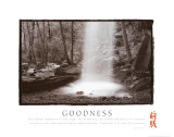 Goodness: Waterfall Prints