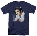 Elvis - Blue Profile Shirts