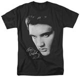 Elvis - Face T-Shirt