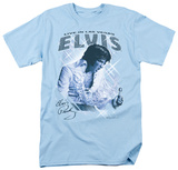 Elvis - Blue Vegas T-shirts