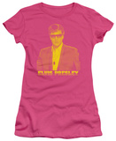 Juniors: Elvis - Yellow Elvis T-shirts