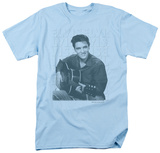 Elvis - Turquoise Repeat Shirts