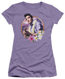 Juniors: Elvis - Luau King Shirt