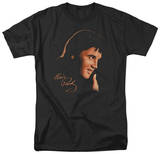 Elvis - Warm Portrait T-Shirt