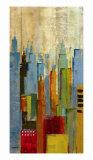 Towerscape I Prints by Jason Cardenas