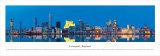 Liverpool, England Affiche par Christopher Gjevre