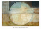 Map of a Perfect Day Kunstdrucke von Heather Ross