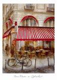 Cafe de Paris II Plakaty autor Noemi Martin