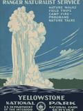 Yellowstone National Park, c.1938 Kunstdrucke