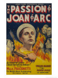 The Passion of Joan of Arc, c.1929 Affiches