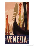 Venezia, c.1920 Art