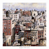 Big Apple Prints by Didier Lourenco