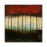 Autumnal Abstract I Limited Edition by Jennifer Goldberger
