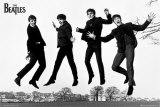 The Beatles- Jump 2 Print