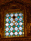 Mevlana Museum Wall and Ceiling Art, Konya, Turkey Photographic Print by Darrell Gulin