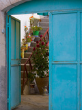 Doorway in Small Village, Cappadoccia, Turkey Photographic Print by Darrell Gulin