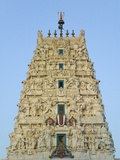 Hindu Temple in Pushkar, Rajasthan, India, Giclee Print