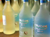 Flavored Cruzan Rum, Charlotte Amalie, St. Thomas, Us Virgin Islands, Caribbean Fotografie-Druck von Cindy Miller Hopkins