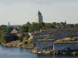 Suomenlinna Fortress, Helsinki, Finland Photographic Print by Nancy & Steve Ross