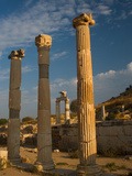 Ruins of Roman Times, Ephesus, Turkey Photographic Print by Darrell Gulin