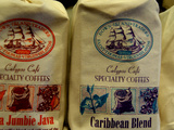 Flavored Coffee Souvenirs, Charlotte Amalie, St. Thomas, Us Virgin Islands, Caribbean Photographic Print by Cindy Miller Hopkins