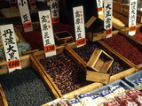 Food for Sale at the Tsukiji Market, Tokyo, Japan Photographic Print by Nancy & Steve Ross
