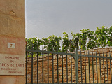 Clos De Tart Vineyard and Iron Gate in Morey Saint Denis, Bourgogne, France Photographic Print by Per Karlsson