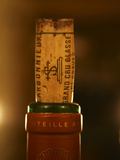 Closeup of a Bottle, Chateau Carmonnieux, Grand Cru Classe De Graves Photographic Print by Per Karlsson