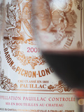 Glass of Wine, Chateau Baron Pichon Longueville, Pauillac, Medoc, Bordeaux, France Photographic Print by Per Karlsson