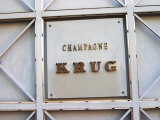 Entrance to Champagne Krug, Reims, Champagne, Marne, Ardennes, France Photographic Print by Per Karlsson