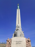 Monument of Freedom, Riga, Latvia Photographic Print by Keren Su