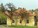 House in Tokaj Village, Mad, Hungary Photographic Print by Per Karlsson