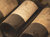Chateau Latour from Pauillac, Medoc, Bordeaux, Ulriksdal Vardshus Restaurant, Stockholm, Sweden Photographie par Per Karlsson