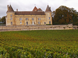 Medieval Chateau De Rully, Cote Chalonnaise, Bourgogne, France Photographic Print by Per Karlsson
