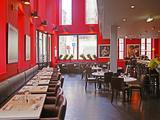 Restaurant Le Cafe Du Theotre, Bordeaux, Gironde, Aquitaine, France Photographic Print by Per Karlsson