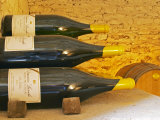 Double Magnum Bottles of Chablis, Premier Cru Les Vaillons, Domaine Michel Laroche, France Photographic Print by Per Karlsson