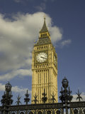 Westminster, Big Ben, London, England Photographic Print by Inger Hogstrom