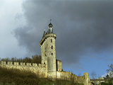 Chateau De Chinon Castle, Indre Et Loire, France Photographic Print by Per Karlsson