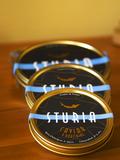 Tins of Caviar d'Aquitaine Sturia, Caviar Et Prestige, Saint Sulpice Et Cameyrac Photographic Print by Per Karlsson