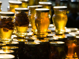 Local Honey, Anafonitria, Zakynthos, Ionian Islands, Greece Photographic Print by Walter Bibikow