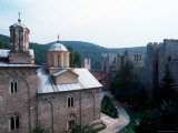 Manasija Monastery, Serbia Photographic Print by Russell Gordon