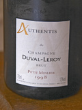 Champagne from Petit Meslier, Brut Millesime, Champagne Duval Leroy Photographic Print by Per Karlsson