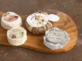 French Goat Cheese, Clos Des Iles, Le Brusc, Cote d'Azur, Var, France Lámina fotográfica por Per Karlsson