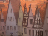 Building Details, Rothenberg Ob Der Tauber, Bayern, Germany Photographic Print by Walter Bibikow